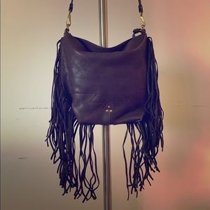 Jerome Dreyfuss Mario Fringe Bucket Bag
